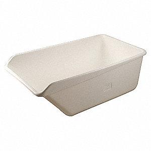 KART TUB, WHITE