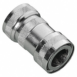 WATER-TIGHT COUPLING
