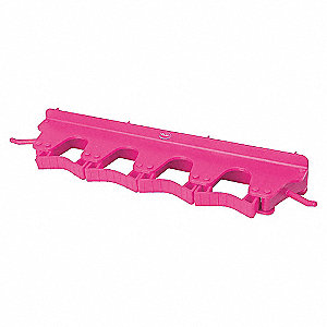 4-6 ITEM WALL BRACKET, PINK
