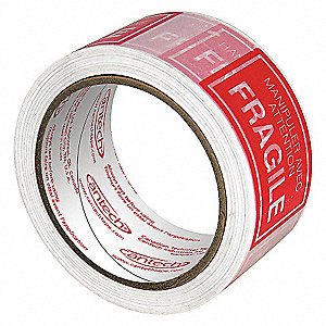 TAPE PRNTD FRAGILE HANDLE WITH CARE