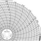 CIRCULAR PAPER CHART,1 DAY,PK60