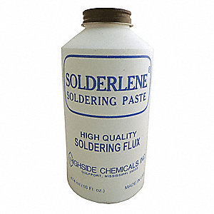 Non-Acid Soldering Flux,16 oz.