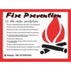 Fire Prevention In The Safer Workplace Posters