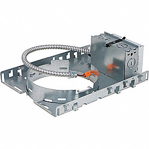 LED Recessed Module Mounting Pan,120V