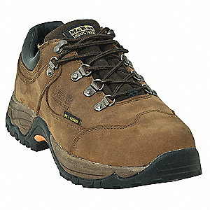 Hiking Shoes, Size 11, Toe Type: Steel, PR