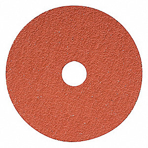 RESIN FIBRE DISC 4-1/2X7/8 CER 80G