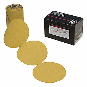 PSA PAPER DISC GOLD 6 DOR 80G