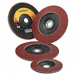 "FLAP DISC,T27,4-1/2 X 7/8"",40+,Y WEIGHT"