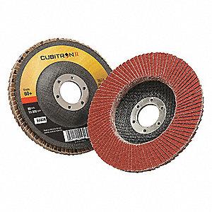 FLAP DISC,T27,4-1/2 X 7/8,GR60+,Y WEIGHT