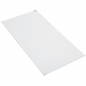 "White Disposable Tacky Mat, 36"" x 24"", 4 PK"