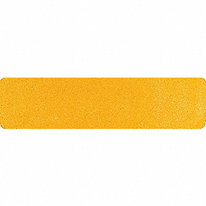 Safety Yellow, Pressure Sensitive Adhesive Master Stop Extreme Grip PSA Tape, Installation Method: A