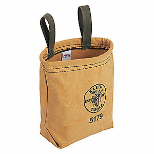 CANVAS TOOL POUCH WATER REP