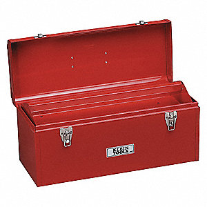 TOOL BOX EXT-DEEP 1 COMPT TOTE TRAY