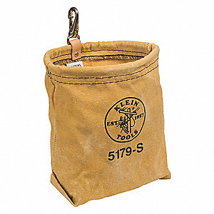 TOOL POUCH CANVAS WATER REP