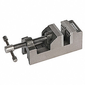 Drill Press Vise, 2  7/16 In W, Open 2.5 D