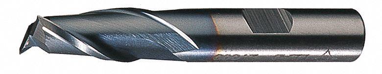 4 Flute TiN Finish 3-1//8 Length 5//32 YG-1 13563TN Carbide End Mill Regular Length Double