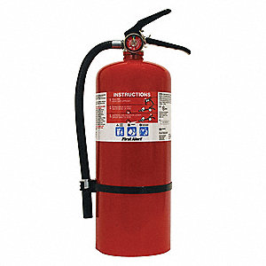 Fire Extinguisher,Rechargable,4A:60B:C