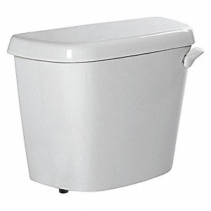Colony® 1.6 gpf Toilet Tank, Right Hand Trip Lever, White