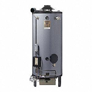 Rheem Commercial Gas Water Heater 50 0 Gal Tank Capacity