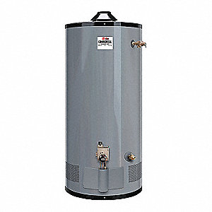 Water Heater,98 gal.,75100 BtuH