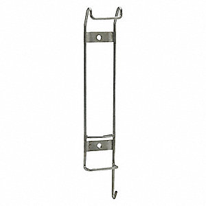 Pail Bracket,Mounted,15In L x 2-39/4In H