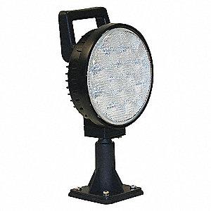 LIGHT FLOOD LED CLEAR 12 LED F55