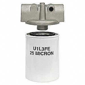FILTER ASSEM 25 MICRN 25 PSI BYPS