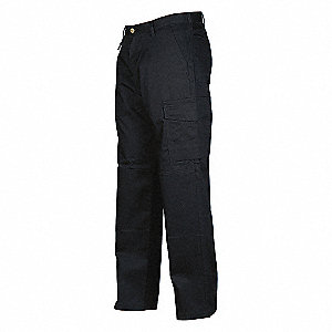 MID WT WORK PANT MENS BLACK 38X34