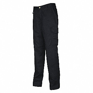 MD WT WORK PANT LADIES BLACK 32W