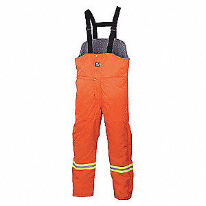 THOMPSON BIB PANT ORG M