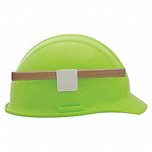 HARD HAT PENCIL CLIP WHT
