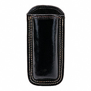 Genuine Leather Holster,Belt Loop,Black