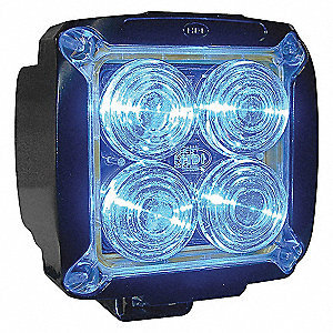 LIGHT FORK LIFT SAFETY LED BLUE
