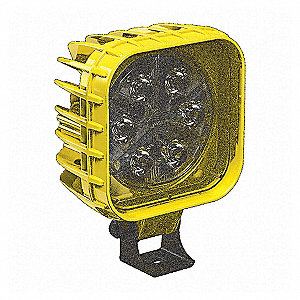12/24V XL LED WORKLAMP, TRAP, PC