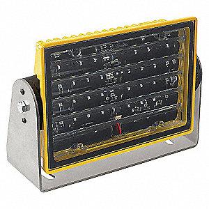 12/24V XL LED SCENELAMP, WIDE FLOOD
