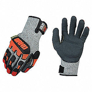 OILRIGGER HD KNIT CUT 5 GLOVE L