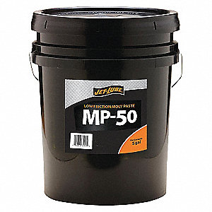 LUBRICANT MOLY PASTE 5 GAL.