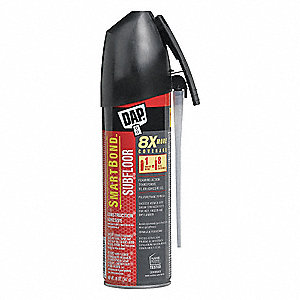Dap 20 Oz Foam Gel Sub Floor Wood Adhesive With Temp