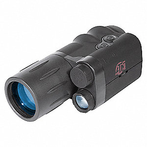 Night Vision Monocular, 12 deg., 4 x 42