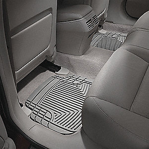 FLOORMAT REAR GREY
