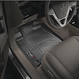 FLOORLINER FRONT BLACK