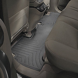 FLOORLINER REAR BLACK