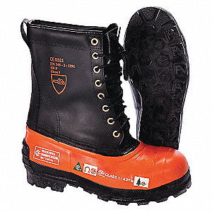 BLACK TUSK CHAINSAW BOOT 5