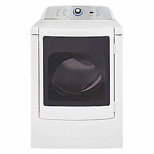 Gas Dryer 7 0 Cu Ft White Width 27 Height