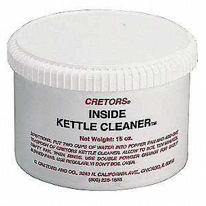 Inside Kettle Cleaner,15 oz.,PK12