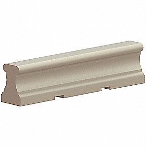 Security Barrier,34 In. H