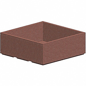 Security Planter,Concrete,36 in. H