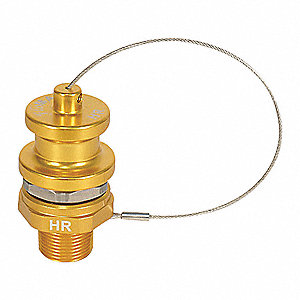 HYDRAULIC RECEIVER WITH CAP