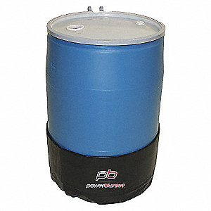HEATER DRUM BAND 55GAL 8.5X72IN