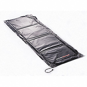 BLANKET CURING HEATED 3X10FT 120V